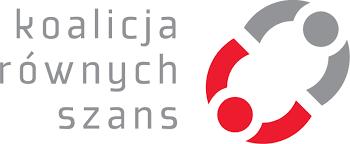 Logo Koalicja Równych Szans